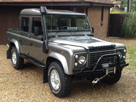 Defender 100 Off Road