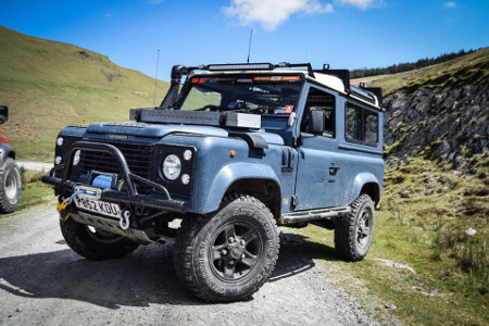 Defender 90 Off Road