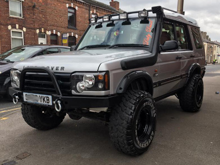 Discovery 2 Off Road