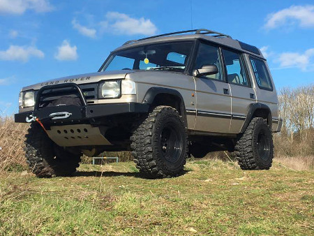 Discovery 1 Off Road