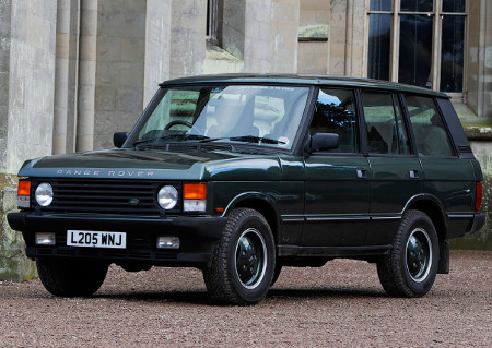Range Rover Classic Off Road
